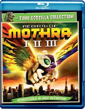 Rebirth of Mothra I, II, III (Blu-ray)