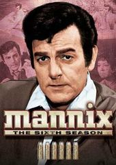 Mannix - Season 6 (6-DVD)
