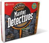 Master Detectives (Classic Radio Shows) (10-CD