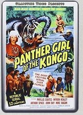 Panther Girl of the Kongo (2-DVD)
