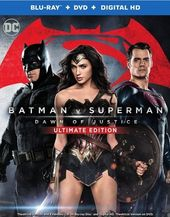 Batman v Superman: Dawn of Justice (Blu-ray + DVD)