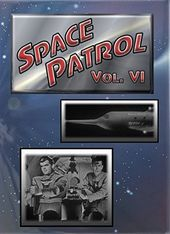 Space Patrol - Volume 6: 4 Episode Collection