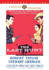 The Last Hunt (Widescreen)