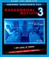 Paranormal Activity 3 (Blu-ray + DVD)