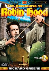 Adventures of Robin Hood - Volume 2