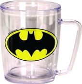 DC Comics - Batman - Logo - Coffee Cup