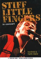 Stiff Little Fingers - Handheld & Rigidly
