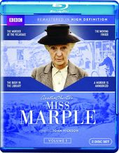 Agatha Christie's Miss Marple - Volume 1 (Blu-ray)