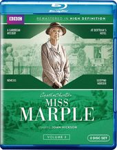 Agatha Christie's Miss Marple - Volume 3 (Blu-ray)