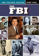 The FBI - 2nd Season, Part 1 (4-Disc)