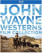 John Wayne Westerns Film Collection (Blu-ray)