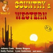 World of Country and Western (2-CD)