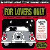 History of Rock - For Lovers Only, Volume 1
