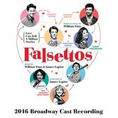 Falsettos [2016 Broadway Cast Recording] (2-CD)