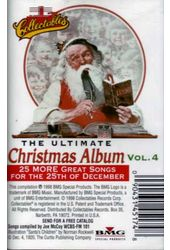 Ultimate Christmas Album, Volume 4 (Audio