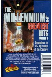 Millennium's Greatest Hits, Volume 1 (Audio