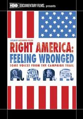Right America: Feeling Wronged- Some Voices From