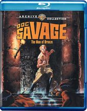 Doc Savage: The Man of Bronze (Blu-ray)