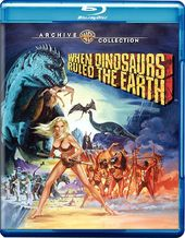 When Dinosaurs Ruled the Earth (Blu-ray)