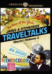 Traveltalks Shorts, Volume 3 (3-Disc)