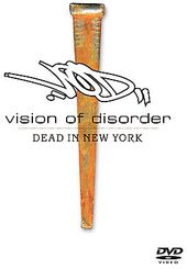 Vision of Disorder - Dead In New York (2-DVD)