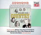 Golden Age of Country: Crazy Arms (2-CD)