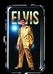 Elvis Presley - Gold Suit - Phone Wristlet