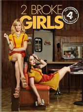 2 Broke Girls - Complete 4th Season (3-DVD)