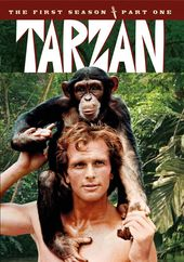 Tarzan - Season 1, Part 1 (4-Disc)