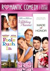 Fools Rush In / The Wedding Planner / Made of