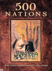 500 Nations - Complete Set (4-DVD)