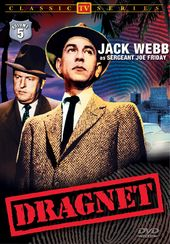 "Dragnet, Volume 5 - 11"" x 17"" Poster"