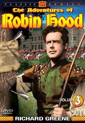 Adventures of Robin Hood - Volume 3