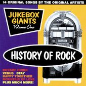 History of Rock - JukeBox Giants, Volume 1