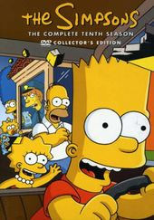 The Simpsons - Complete Season 10 (4-DVD)