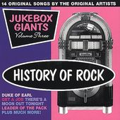 History of Rock - JukeBox Giants, Volume 3