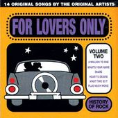 History of Rock - For Lovers Only, Volume 2