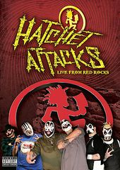 Hatchet Attacks - Live At Red Rocks