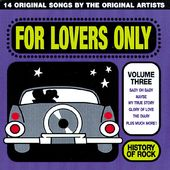 History of Rock - For Lovers Only, Volume 3
