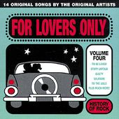 History of Rock - For Lovers Only, Volume 4