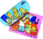 The Simpsons - Eyeglass Case & Cloth