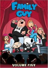 Family Guy - Volume 5 (3-DVD)