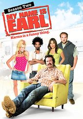 My Name is Earl - Season 2 (4-DVD)