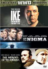 Ike: Countdown to D-Day / Enigma / The Heroes of