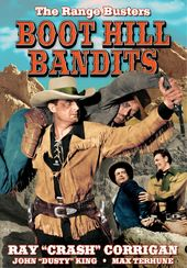 "The Range Busters: Boot Hill Bandits - 11"" x 17"""