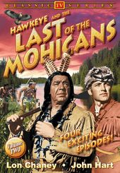 Hawkeye And The Last of The Mohicans - Volume 2