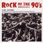 Rock of The 90's (3-CD Set)