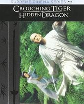 Crouching Tiger, Hidden Dragon (Blu-ray, Includes