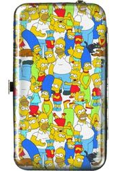 The Simpsons - Phone Wristlet
