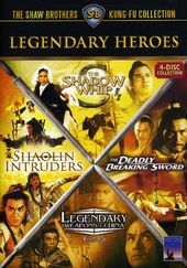 Legendary Heroes: Shaw Brothers Box Set (4-DVD)